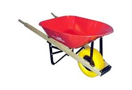FLAT-FREE Wheelbarrow