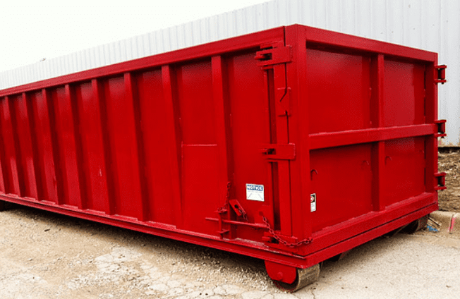 ROLL-OFF CONTAINERS 20 YARDS
