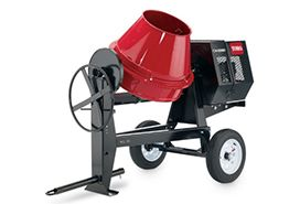 6 Cubic-Foot Toro Concrete Mixer