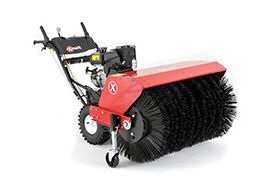Exmark 36″ Walk Behind Sweeper