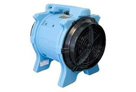 "Portable Ventilators 12"" Blower & Extractor w/15′ Duct"