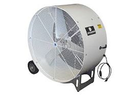 Mobile Drum Fan 36""