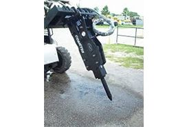 Skid Steer Hydraulic Breaker