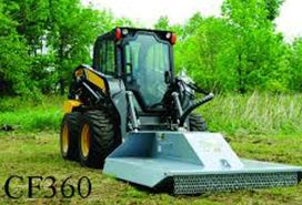 Brush Cutter Attachment 60″ Wide