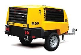 M50 Portable Air Compressor – 185 CFM