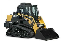 RT-60 Skid Steer Compact Track Loader