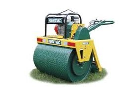 "30""Walk Behind Turf Roller"